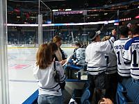 Toronto Maple Leafs @ Tampa Bay Lightning. November 30 2005